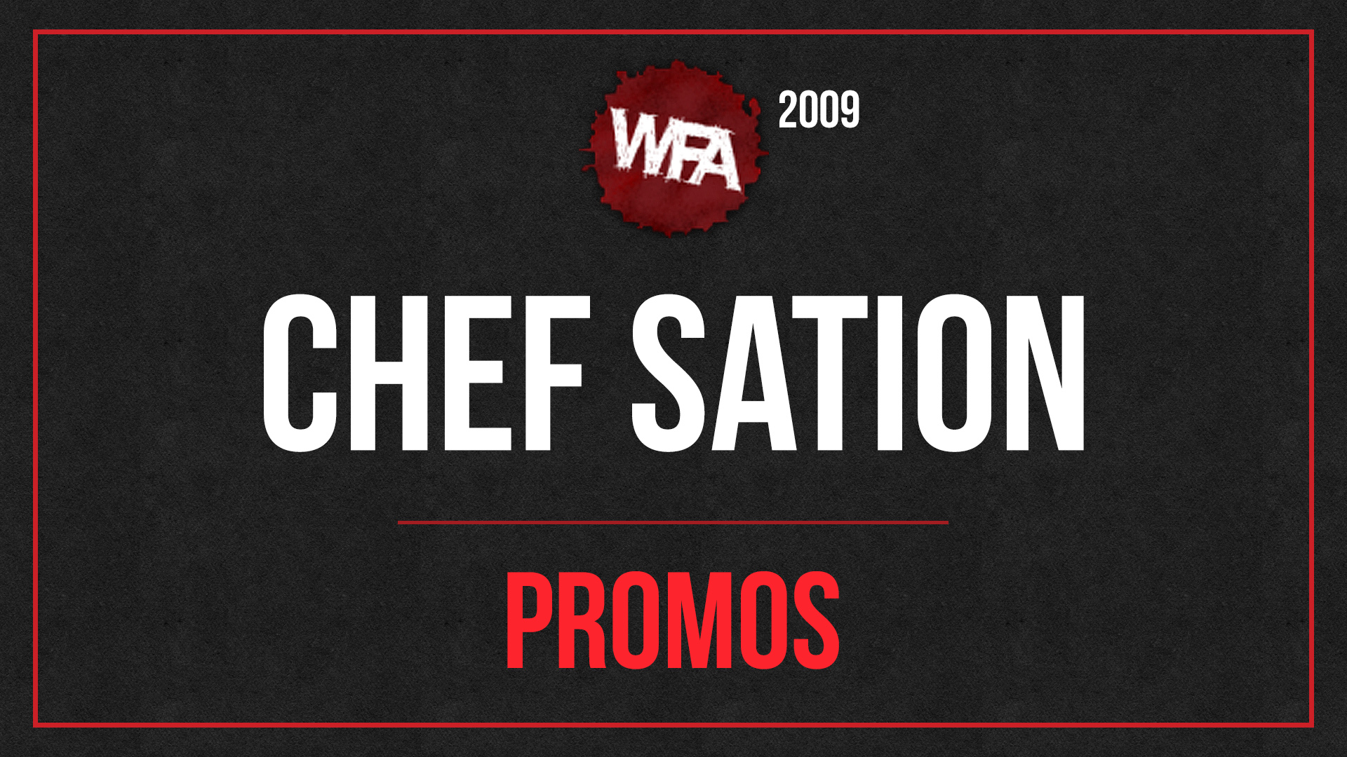 chef-sation